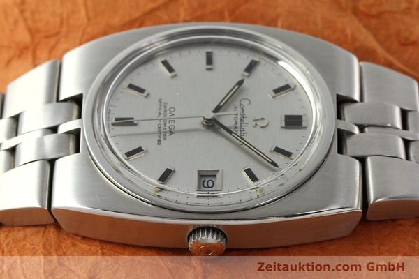 Used luxury watch Omega Constellation steel automatic Kal. 1001  | 142397 05