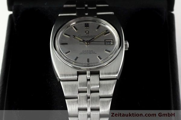 Used luxury watch Omega Constellation steel automatic Kal. 1001  | 142397 07
