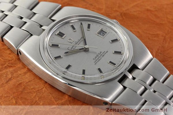 Used luxury watch Omega Constellation steel automatic Kal. 1001  | 142397 14