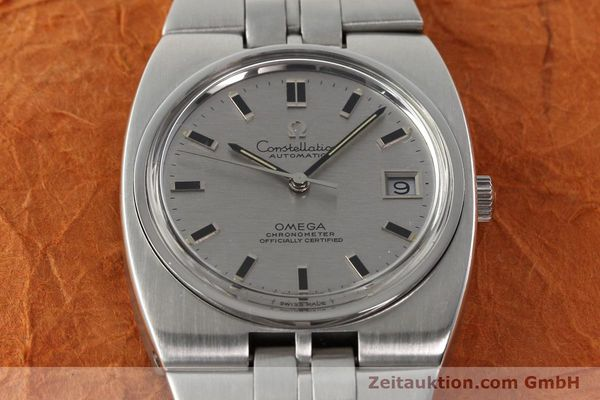 Used luxury watch Omega Constellation steel automatic Kal. 1001  | 142397 15