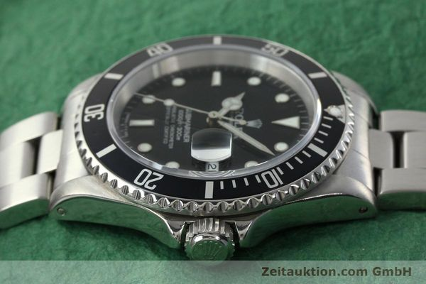 Used luxury watch Rolex Submariner steel automatic Kal. 3135 Ref. 16610  | 142406 05