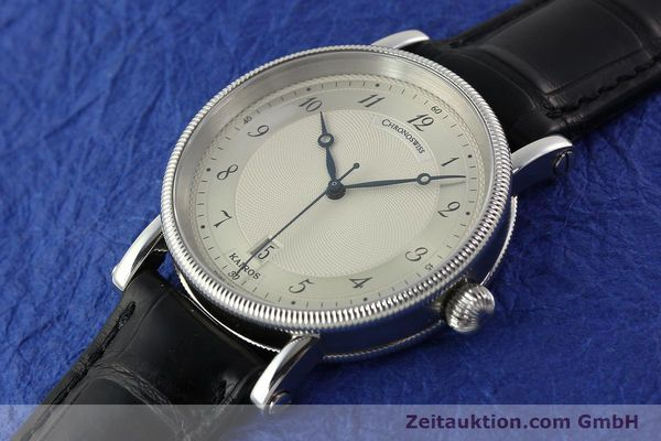 Used luxury watch Chronoswiss Kairos steel automatic Kal. ETA 2892A2 Ref. CH2823  | 142414 01