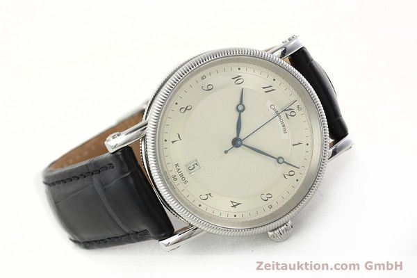 Used luxury watch Chronoswiss Kairos steel automatic Kal. ETA 2892A2 Ref. CH2823  | 142414 03