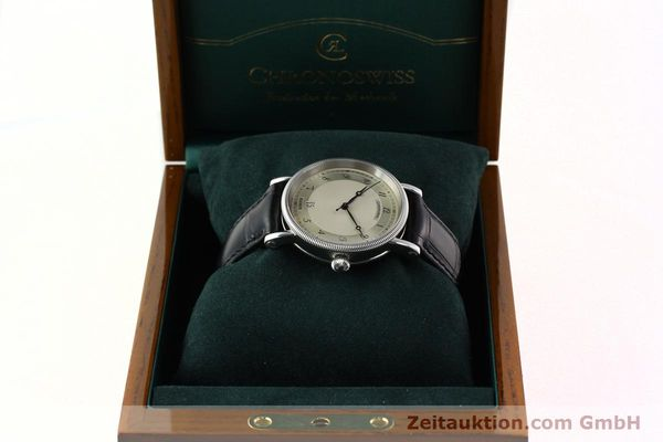 Used luxury watch Chronoswiss Kairos steel automatic Kal. ETA 2892A2 Ref. CH2823  | 142414 07