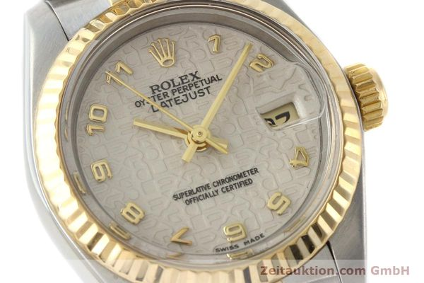montre de luxe d occasion Rolex Lady Datejust acier / or  automatique Kal. 2135 Ref. 69173  | 142416 02