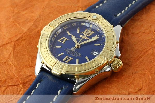 Used luxury watch Breitling B-Class steel / gold quartz Kal. B67 Ref. D67365  | 142417 01