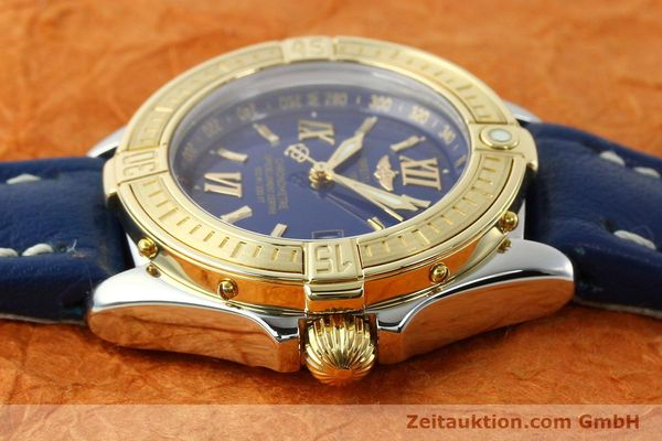 Used luxury watch Breitling B-Class steel / gold quartz Kal. B67 Ref. D67365  | 142417 05