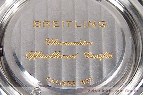 Used luxury watch Breitling B-Class steel / gold quartz Kal. B67 Ref. D67365  | 142417 09