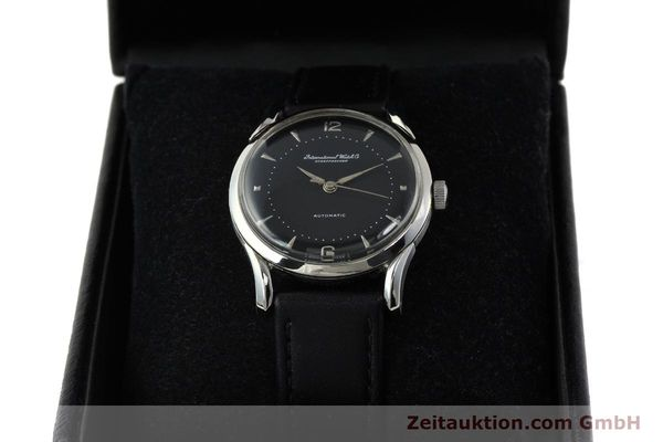 Used luxury watch IWC Portofino steel automatic Kal. 825  | 142434 07