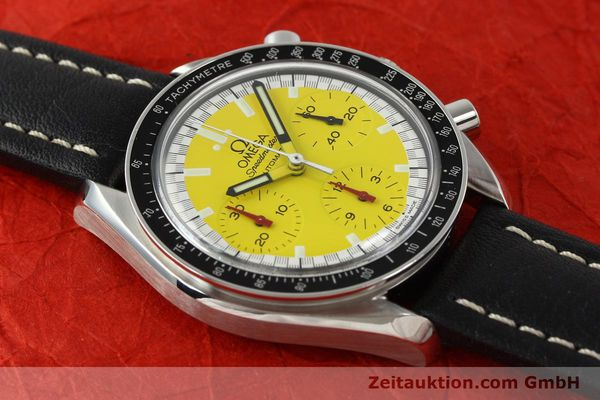 Used luxury watch Omega Speedmaster chronograph steel automatic Kal. 3220  | 142435 13
