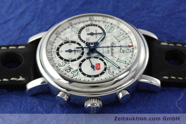 Used luxury watch Chopard Mille Miglia chronograph steel automatic Kal. ETA 2824-2 Ref. 8331  | 142436 05