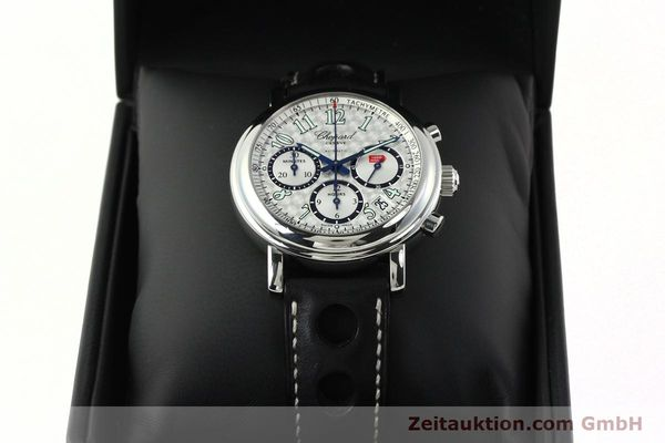Used luxury watch Chopard Mille Miglia chronograph steel automatic Kal. ETA 2824-2 Ref. 8331  | 142436 07