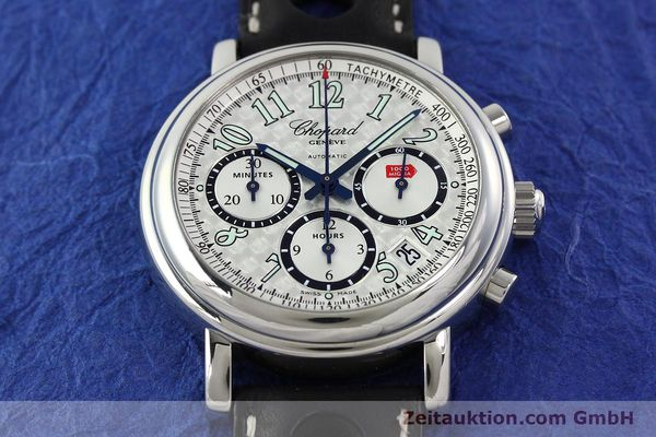Used luxury watch Chopard Mille Miglia chronograph steel automatic Kal. ETA 2824-2 Ref. 8331  | 142436 15
