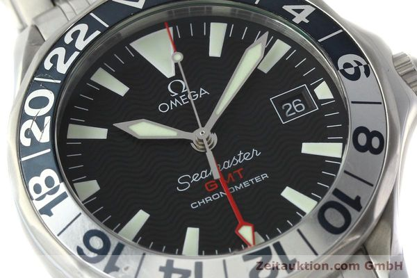 Used luxury watch Omega Seamaster steel automatic Kal. 1128  | 142441 02