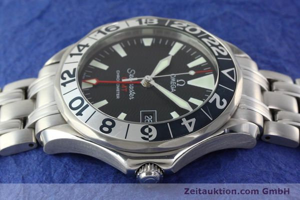 Used luxury watch Omega Seamaster steel automatic Kal. 1128  | 142441 05