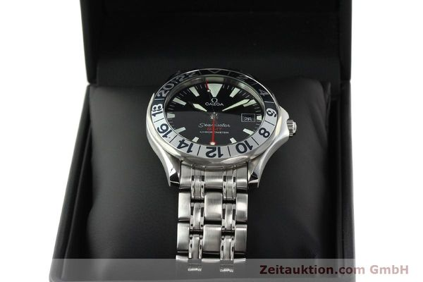 Used luxury watch Omega Seamaster steel automatic Kal. 1128  | 142441 07