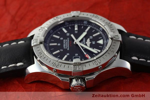Used luxury watch Breitling Colt steel automatic Kal. B17 ETA 2824-2 Ref. A17380  | 142444 05