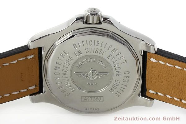 Used luxury watch Breitling Colt steel automatic Kal. B17 ETA 2824-2 Ref. A17380  | 142444 09