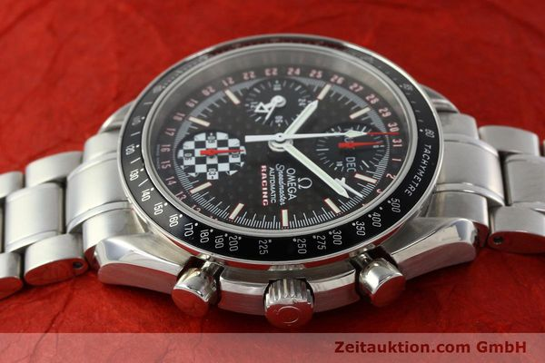 Used luxury watch Omega Speedmaster Racing chronograph steel automatic Kal. 1151 LIMITED EDITION | 142449 05