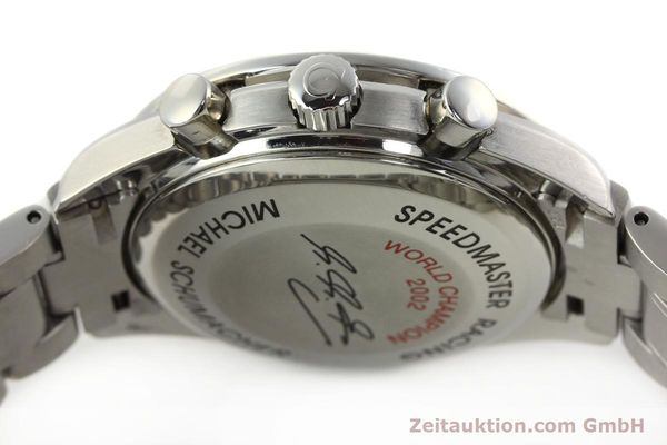 Used luxury watch Omega Speedmaster Racing chronograph steel automatic Kal. 1151 LIMITED EDITION | 142449 11