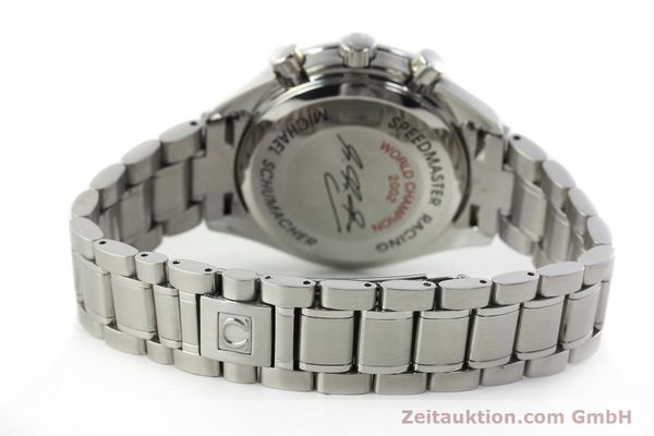Used luxury watch Omega Speedmaster Racing chronograph steel automatic Kal. 1151 LIMITED EDITION | 142449 12