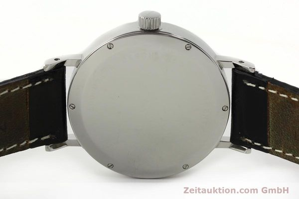 Used luxury watch Nomos Tangente Sport steel manual winding Kal. ETA 7001  | 142452 09