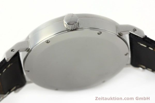 Used luxury watch Nomos Tangente Sport steel manual winding Kal. ETA 7001  | 142452 11