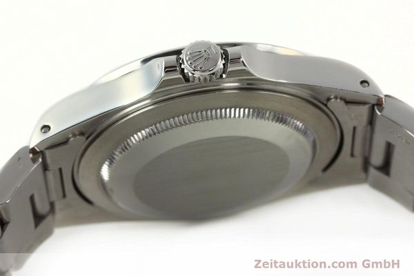 Used luxury watch Rolex Explorer II steel automatic Kal. 3185 Ref. 16570  | 142453 12