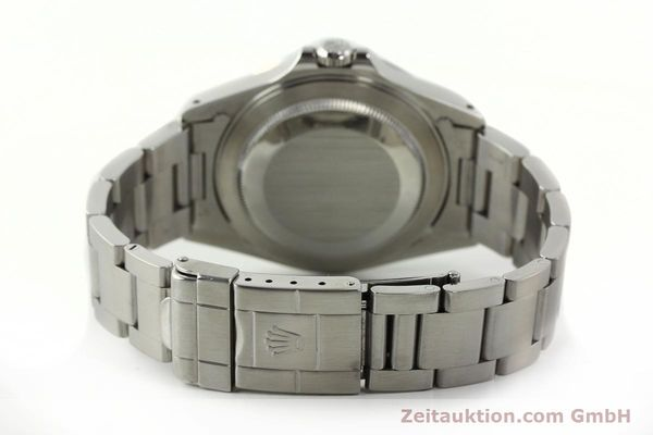 Used luxury watch Rolex Explorer II steel automatic Kal. 3185 Ref. 16570  | 142453 13