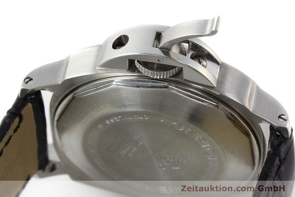 Used luxury watch Panerai Luminor Marina steel automatic Kal. OP III ETA A05511 Ref. OP6648 PAM00220  | 142454 11