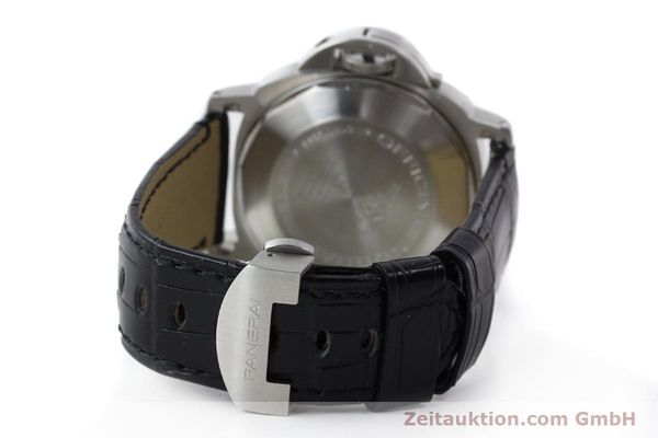Used luxury watch Panerai Luminor Marina steel automatic Kal. OP III ETA A05511 Ref. OP6648 PAM00220  | 142454 12