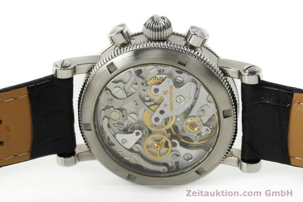 Used luxury watch Chronoswiss Kairos chronograph steel manual winding Kal. LWO 1875 Ref. CH1823  | 142455 09