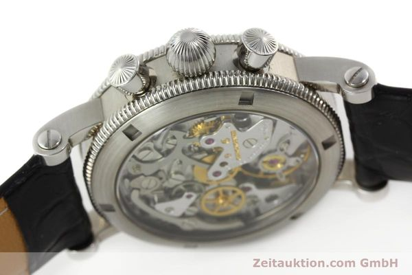 Used luxury watch Chronoswiss Kairos chronograph steel manual winding Kal. LWO 1875 Ref. CH1823  | 142455 11