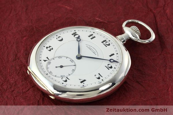 Used luxury watch A. Lange & Söhne DUF silver manual winding Kal. 43  | 142460 01
