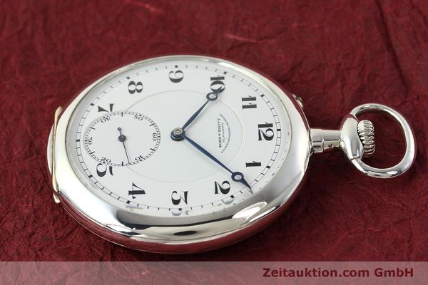 Used luxury watch A. Lange & Söhne DUF silver manual winding Kal. 43  | 142460 03
