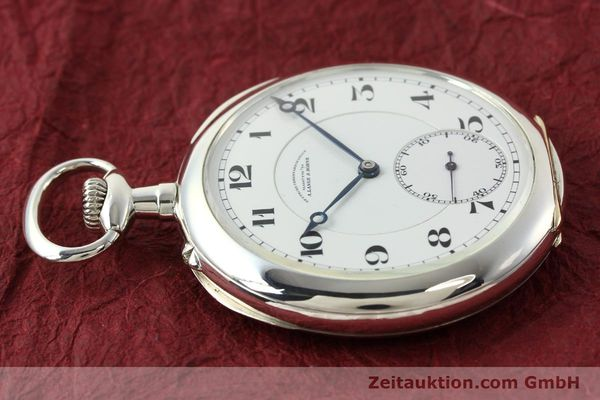 Used luxury watch A. Lange & Söhne DUF silver manual winding Kal. 43  | 142460 05