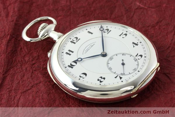 Used luxury watch A. Lange & Söhne DUF silver manual winding Kal. 43  | 142460 17