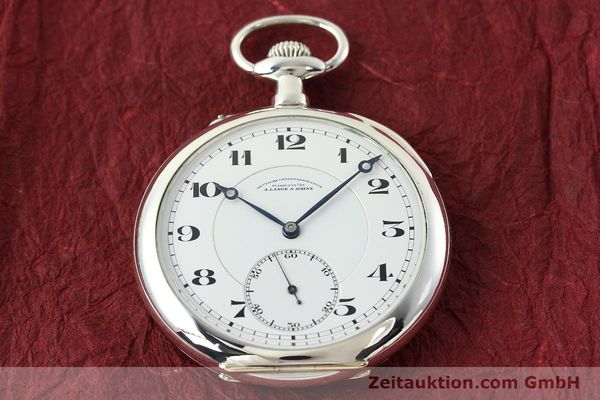 Used luxury watch A. Lange & Söhne DUF silver manual winding Kal. 43  | 142460 18