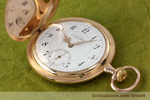 Used luxury watch A. Lange & Söhne DUF 14 ct yellow gold manual winding  | 142462 01
