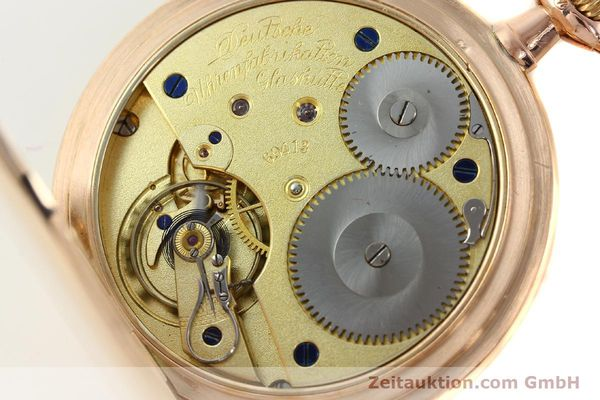 Used luxury watch A. Lange & Söhne DUF 14 ct yellow gold manual winding  | 142462 10