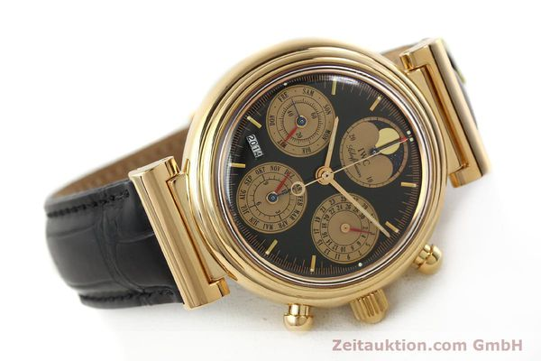 Used luxury watch IWC Da Vinci chronograph 18 ct red gold automatic Kal. C.79261 Ref. 3750  | 142463 03