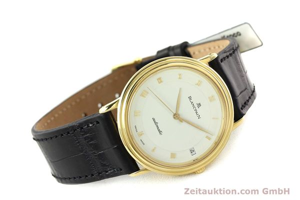 Used luxury watch Blancpain Villeret 18 ct gold automatic Kal. 9513  | 142464 03