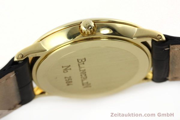 Used luxury watch Blancpain Villeret 18 ct gold automatic Kal. 9513  | 142464 12