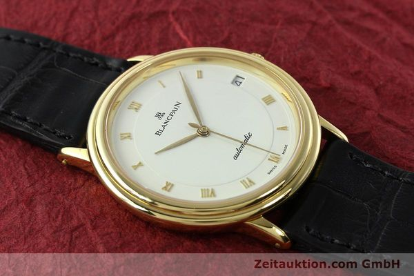 Used luxury watch Blancpain Villeret 18 ct gold automatic Kal. 9513  | 142464 16