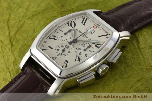 Used luxury watch Vacheron & Constantin Royal Eagle chronograph steel automatic Kal. 1137 Ref. 49145  | 142465 01