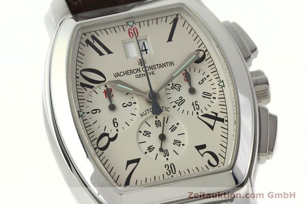Used luxury watch Vacheron & Constantin Royal Eagle chronograph steel automatic Kal. 1137 Ref. 49145  | 142465 02