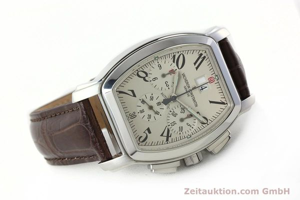 Used luxury watch Vacheron & Constantin Royal Eagle chronograph steel automatic Kal. 1137 Ref. 49145  | 142465 03