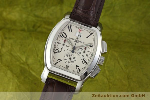 Used luxury watch Vacheron & Constantin Royal Eagle chronograph steel automatic Kal. 1137 Ref. 49145  | 142465 04