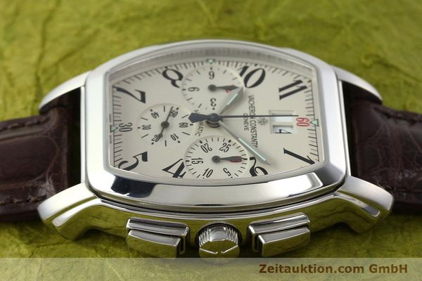 Used luxury watch Vacheron & Constantin Royal Eagle chronograph steel automatic Kal. 1137 Ref. 49145  | 142465 05