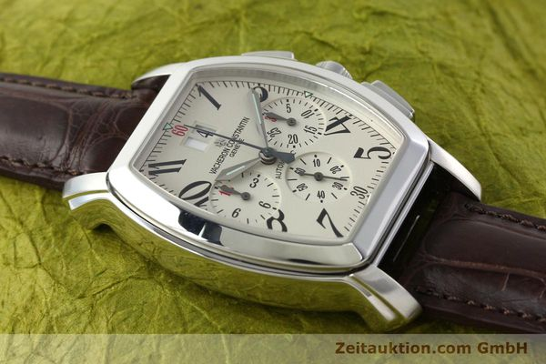Used luxury watch Vacheron & Constantin Royal Eagle chronograph steel automatic Kal. 1137 Ref. 49145  | 142465 15